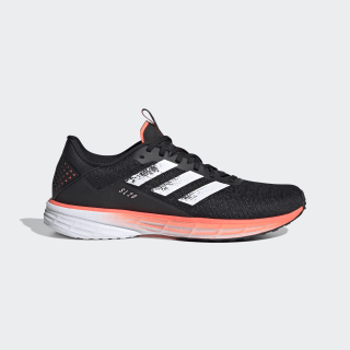 SL20 Shoes Core Black / Cloud White / Signal Coral EG2045