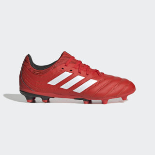 Copa 20.3 Firm Ground Boots Active Red / Cloud White / Core Black EF1914