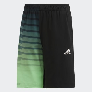 Shorts Fade-Out black / shock lime DV1382