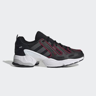 EQT Gazelle Schuh Core Black / Grey Six / Energy Pink EE4808