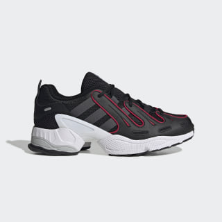 EQT Gazelle Shoes Core Black / Grey Six / Energy Pink EE4808