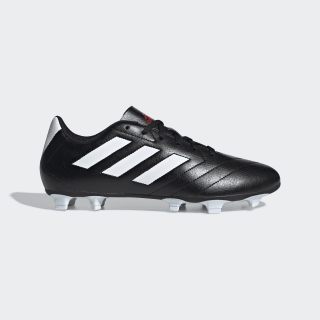 Calzado de Fútbol Goletto VII Terreno Firme Core Black / Cloud White / Red EE4481