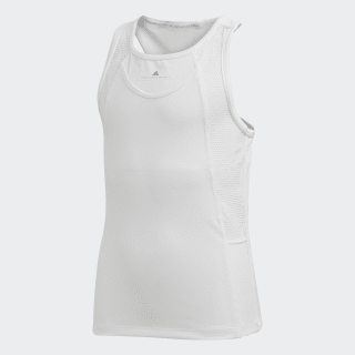 adidas by Stella McCartney Court Tank Top White EC2566