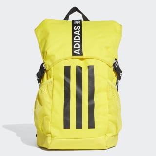 Mochila 4ATHLTS Shock Yellow / Black / White FJ4440
