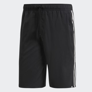 3-Stripes Swim Shorts Black DJ2131