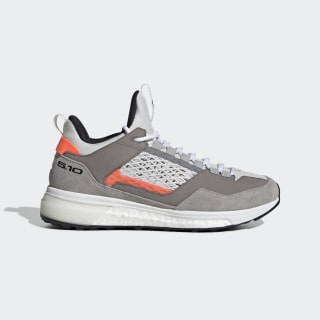 Five Ten Five Tennie Boost Approach Shoes Crystal White / Grey Three / Signal Coral EF6894