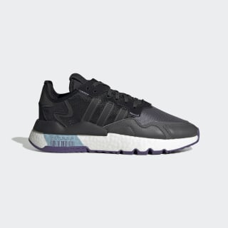 Nite Jogger Shoes Tech Purple / Core Black / Grey FV4135