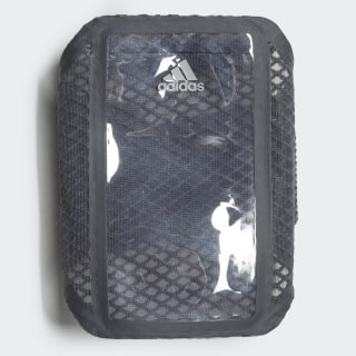 Fascia da braccio Run Media Grey Six / Grey Six / Reflective Silver DT7087