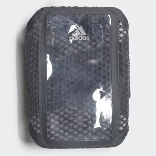 ซองอุปกรณ์มีเดียพร้อมสายรัดแขน Grey Six / Grey Six / Reflective Silver DT7087