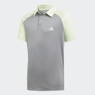 Camisa Polo Club glow green/GREY THREE F17 EC3588