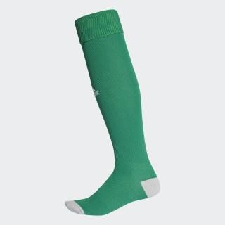 Milano 16 Socks 1 Pair Bold Green/White AJ5908