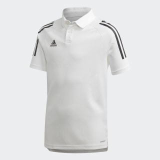 Футболка-поло CON20 POLO Y White / Black EA2515