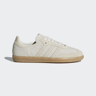 Samba OG Shoes Chalk White / Chalk White / Gum B75914
