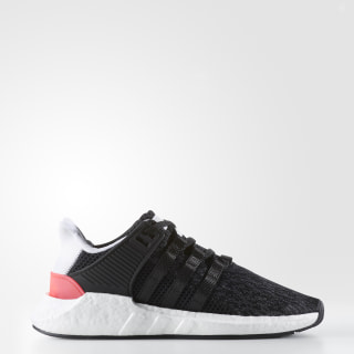 EQT Support 93/17 Shoes Core Black / Core Black / Turbo BB1234