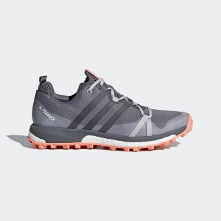 Terrex Agravic Shoes Grey / Grey / Chalk Coral CQ1732
