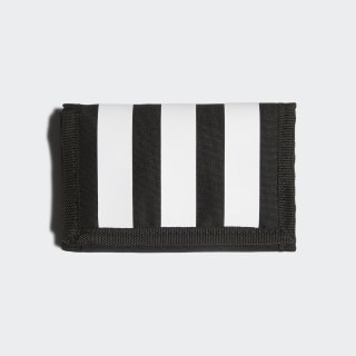 3-Stripes Wallet Black / Black / White FL3654