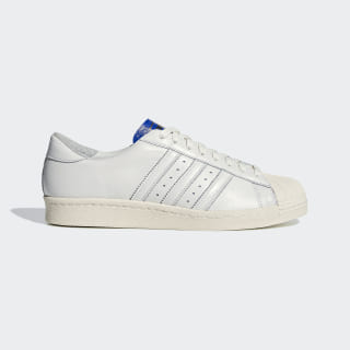 Superstar BT Shoes Beige / Cloud White / Collegiate Royal BD7602