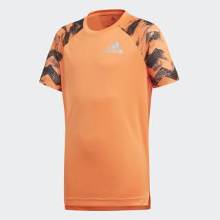 Playera Training Run Hi-Res Orange CF7144