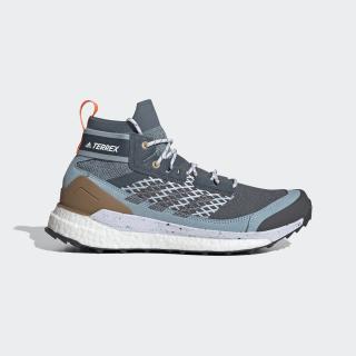 Sapatos de Caminhada TERREX Free Hiker Legacy Blue / Dgh Solid Grey / Ash Grey EF0369