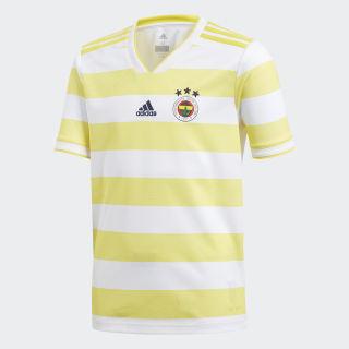 Fenerbahçe SK Üçüncü Takım Forması White / Bright Yellow CG0672