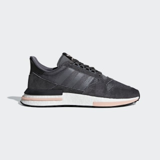 Chaussure ZX 500 RM Grey Five / Ftwr White / Clear Orange B42217