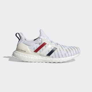 Ultraboost Paris Shoes Cloud White / Cloud White / Collegiate Navy FV2586