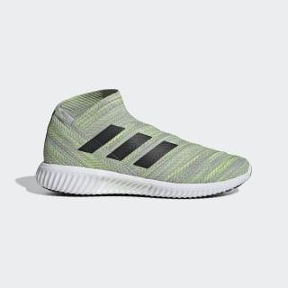 Nemeziz Tango 18.1 Shoes Grey Two / Core Black / Solar Yellow BB9457