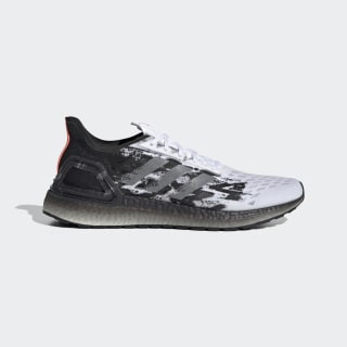 Ultraboost PB Schuh Cloud White / Grey Three / Core Black EG0915
