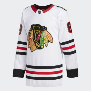 Maillot Blackhawks Kane Extérieur Authentic Pro White CA6861
