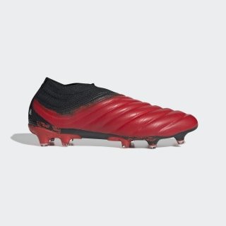 Bota de fútbol Copa 20+ césped natural seco Active Red / Cloud White / Core Black G28741
