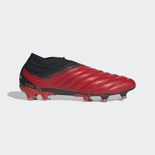Botines Copa 20+ Terreno Firme Active Red / Cloud White / Core Black G28741