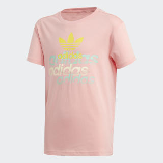 Graphic T-shirt Glory Pink FM5564