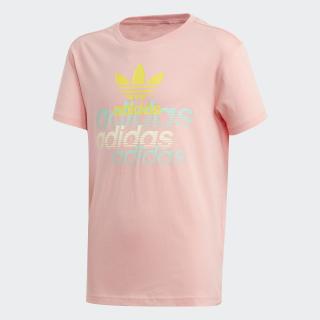 T-shirt com estampado Glory Pink FM5564