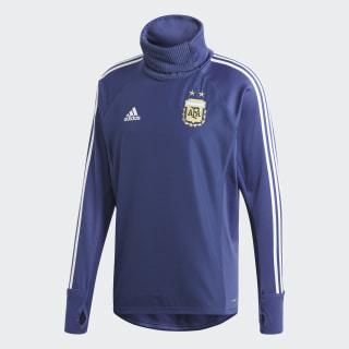 Buzo Warm Selección Argentina Raw Purple / White CF2620