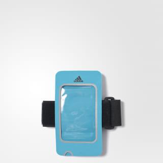 Наручный карман Running energy blue s17 / black / black reflective S96361