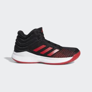Explosive Ignite 2018 Wide Shoes Core Black / Scarlet / Cloud White BB9146