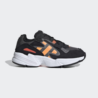 Zapatilla Yung-96 Chasm Core Black / Solar Red / Solar Red EE7542
