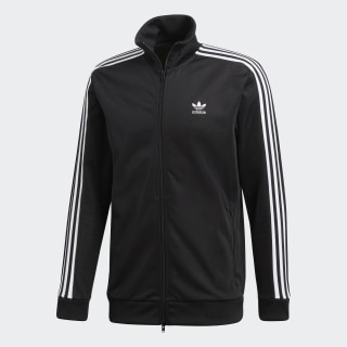 BB Track Jacket Black CW1250