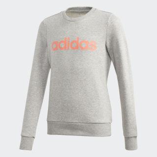 Linear Sweatshirt Medium Grey Heather FM6980