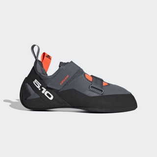 Five Ten Kirigami Climbing Shoes Onix / Core Black / Solar Red EE8935