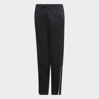 adidas Z.N.E. 3.0 Slim Tracksuit Bottoms Black / Black / White DJ1372