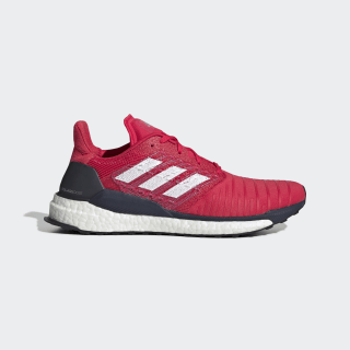 Solar Boost Shoes Active Pink / Ftwr White / Legend Ink D97434