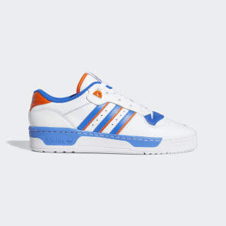 Rivalry Low Shoes Cloud White / Blue / Orange FU6833