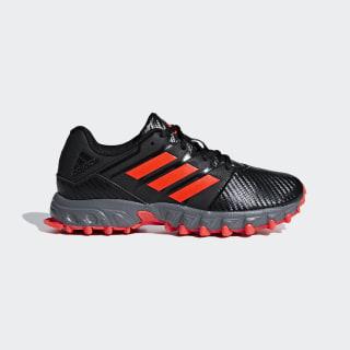 Zapatillas de Hockey Lux CORE BLACK/SOLAR RED/GREY FOUR F17 BB7249