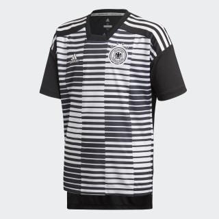Maglia Pre-Match Germany White/Black CF2448