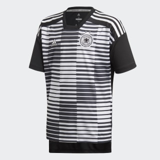 Maglia Pre-Match Germany White / Black CF2448