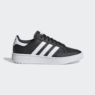 Team Court Shoes Core Black / Cloud White / Core Black EF6810