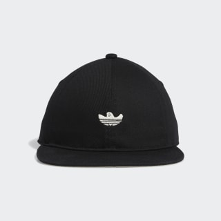 Shmoo Six-Panel Cap Black / Cream White / White EC6492