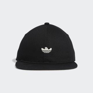 Shmoo Six-Panel Hat Black / Cream White / White EC6492