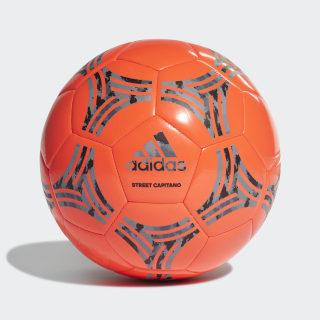 Tango Street Capitano Ball Semi Solar Red / Carbon / Black / Grey Three DY2571